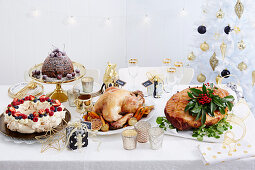 Christmas with Woman s Day - All the trimmings! - Celebrate in style with out decadent traditional Christmas lunch menu