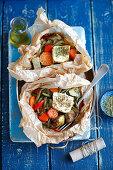 Kleftiko (Greek dish with lamb)