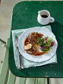 Pork Fillet with Black Pepper