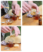 How to make chestnut honey with royal jelly