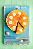 Sweet potato terrine