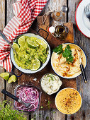 Barbecue dips