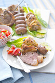 Churrasco (mixed grilled meat, Brazil)