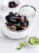 Asian Mussels