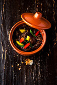 Spanish oxtail ragout