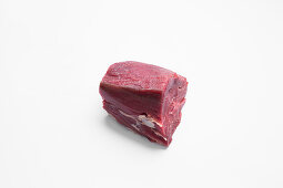 Middle section of beef fillet