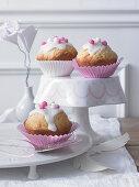 Eggnog muffins for Easter