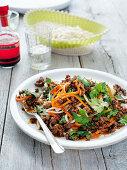 Hoisin Beef with Noodles