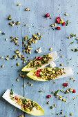 Chicory Grain Salad