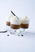 Vanilla-vanilla: vanilla cream on vanilla broth