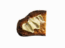 Ciabatta Toast with Butter