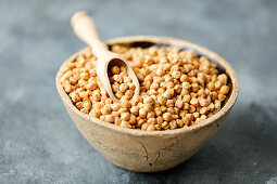 Dried chickpeas