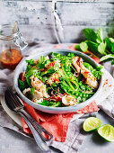 Char-Grilled Thai Squid Salad