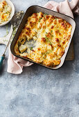 Easy creamy potato bake