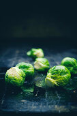 Brussels sprouts (close-up)