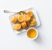 Cartellate (fried pastries, Italy)