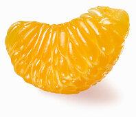 A mandarin segment