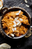 Mughalian Chicken Curry (India)