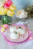 Meringues for Easter