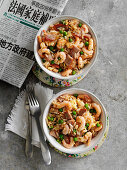 Yang Zhou fried rice with shrimp (China)
