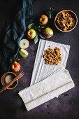 Apple filling for baklava