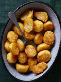 Duck-fat roasties