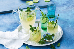 Mexican mule punch