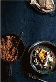 Chilli Con Carne with Polenta