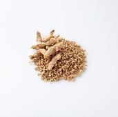 Textured soya (TVP, also known as soybean or soybean pretzel)