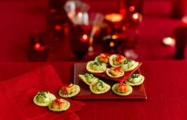 Crispy Thai Canapes