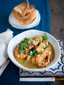 Vietnamese seafood Curry