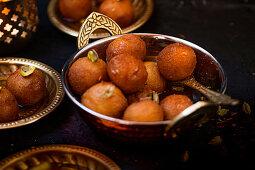 Indian Gulab Jamun