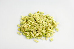 Aplati: green rice from Thailand