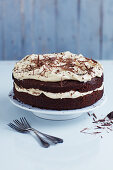 Mocha chocca cake