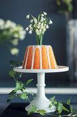 Citrus Cardamom Bundt Cake