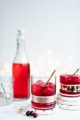 Cranberry Vodka