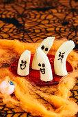 Healthy Halloween: Screaming Bananas