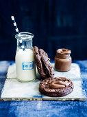 Big Chocolate Cookie