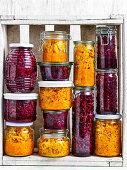 Pickled vegatables