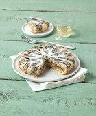 Torta di alici (anchovy and potato cake, Italy)