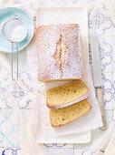 Pane dolce (almond cake, Italy)