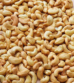Unsalted cashew nuts (filling the picture)