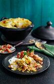 Hyderabadi Chicken Biryani (India)