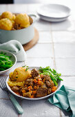 Stove-top Cottage Pie