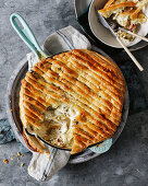 Super-fast fish pie