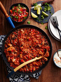 Real Smoky Beef Bean Chilli