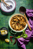 Kodi Kura - Andhra chicken curry