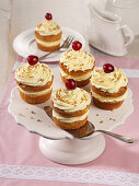 Cupcakes 'Frankfurter Kranz'