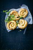 Five-ingredient hand pies