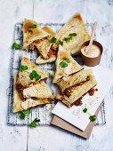 Empanada Toasties